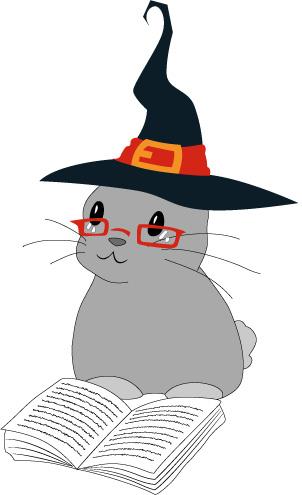 Tasmetu-Lesehase_kontrast-händisch-halloween